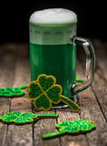 St. Patrick Day concept Stock Images