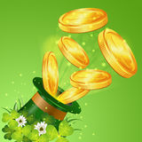 St. Patrick Day stock illustration
