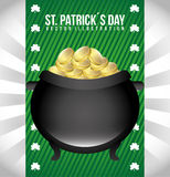 St patrick day Stock Photography