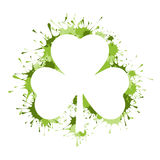St Patrick Day frame Royalty Free Stock Photo