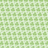 St. Patrick day greeting design pattern. Happy St. Patrick day greeting design royalty free illustration