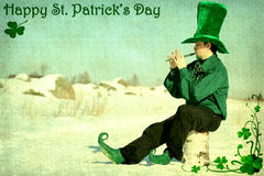 St.Patrick day Royalty Free Stock Photography