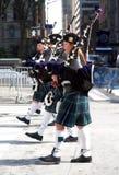 The St Patrick Day Parade Stock Photos