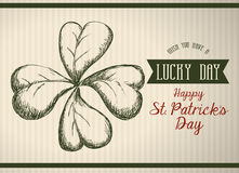 St patrick day Royalty Free Stock Photos