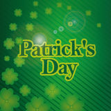 St patrick day Stock Image