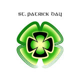 St.Patrick day symbol Royalty Free Stock Photos