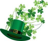 St. Patrick de achtergrond van de Dag Stock Afbeelding