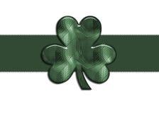 St. Patrick de Kaart van de Groet van de Dag Royalty-vrije Stock Fotografie