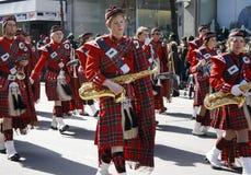 St. Patrick de Parade van de Dag Royalty-vrije Stock Afbeeldingen
