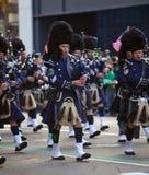 St. Patrick de Parade van de Dag Royalty-vrije Stock Foto