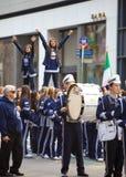St. Patrick de Parade van de Dag Royalty-vrije Stock Fotografie