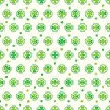 St Patrick för grön klistermärke för förälskelse sömlös modell Arkivbilder