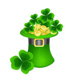 St. Patrick  hat Stock Images