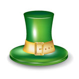 St patrick hat Royalty Free Stock Photography