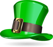 St. Patrick hat Royalty Free Stock Image