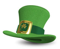 St. Patrick hat Royalty Free Stock Photo