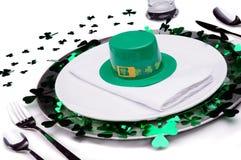 St Patrick het Diner van de Dag Stock Foto's