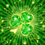St.Patrick holiday Royalty Free Stock Photography