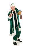 St Patrick holiday man Royalty Free Stock Photos