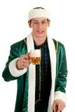 St Patrick holiday man Stock Image