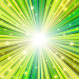 St. Patrick holiday themed background. Vector, EPS10 Royalty Free Stock Photo