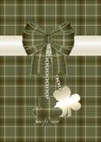St. Patrick Kaart van de Groet van de Dag 6 Royalty-vrije Stock Foto's