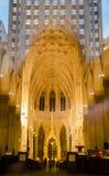 St patrick katedra Obrazy Royalty Free