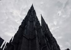 St Patrick katedra fotografia stock