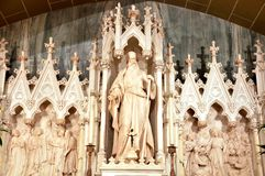 St Patrick katedra zdjęcia stock