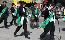 St-Patrick parade Stock Photo