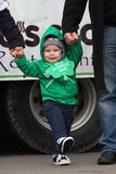 St Patrick Tagesparade Stockfotografie