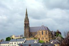 St Patrick Roman Catholic Church, Downpatrick som är nordlig - Irland Royaltyfri Bild