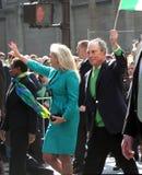 st patrick s парада дня Стоковая Фотография