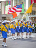st patrick s парада дня Стоковые Изображения RF