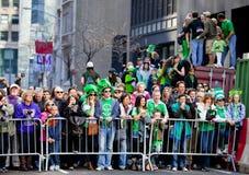 st patrick s парада дня Стоковое Изображение