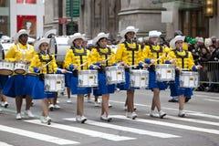st patrick s парада дня Стоковые Фотографии RF