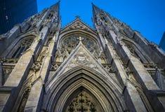st patrick s собора Стоковая Фотография RF