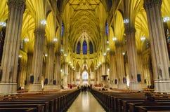 st patrick s собора стоковая фотография