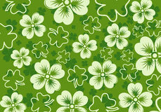 St. Patrick's Background Royalty Free Stock Photos