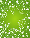 St. Patrick's Background Royalty Free Stock Photography