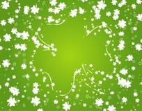 St. Patrick's Background stock illustration