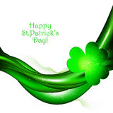 St. Patricks background Royalty Free Stock Image