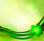 St. Patricks background Stock Photo