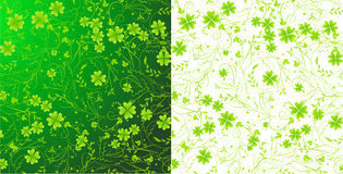 St. Patrick's backgrounds Royalty Free Stock Image