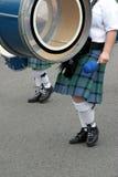 St Patrick's band Stock Image