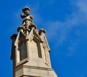 St. Patrick's Basilica Federation Gothic Details: Fremantle, Western Australia Stock Images