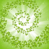 St Patrick's card Stock Images