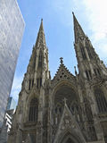 St Patrick's Cathedral Royalty Free Stock Photography