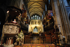 St. Patrick's Cathedral Royalty Free Stock Photography