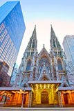 St. Patrick's Cathedral Royalty Free Stock Images